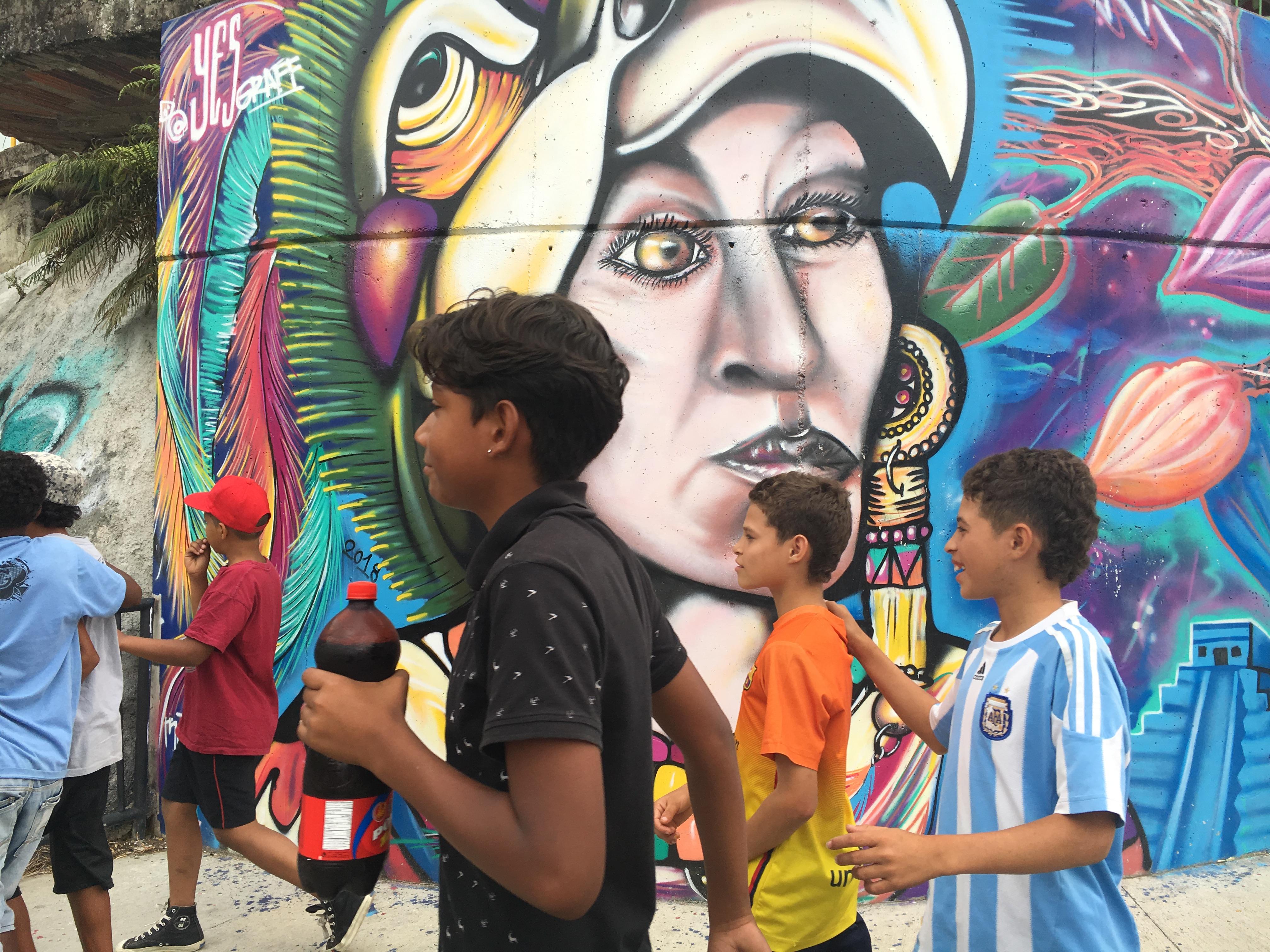"""Weiße Nächte in Medellín – """"Netflix hat alles kaputt gemacht"""""""