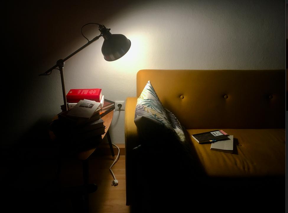 Zimmerreise